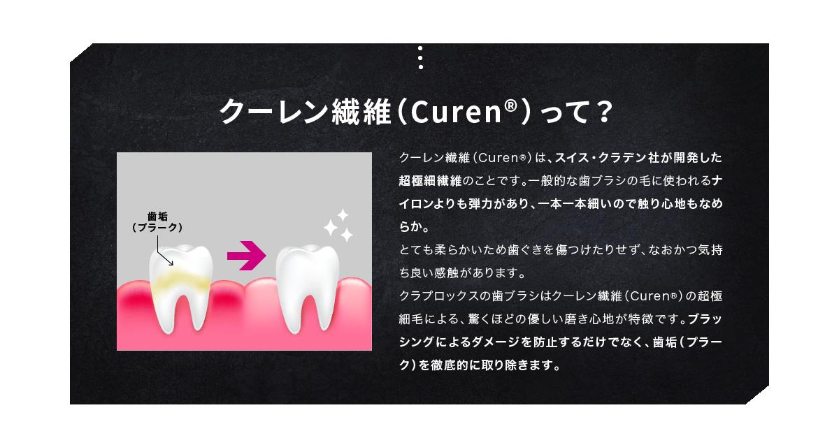 クーレン繊維(CurenR)って?